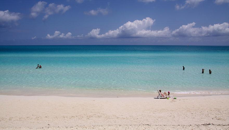 Санта-Мария, остров Сал, Кабо-Верде