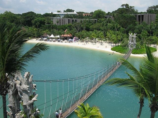Острів Сентоза