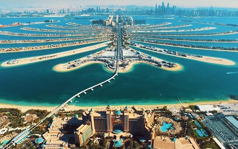 Дубай: курорт