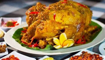 Кухня на Балі