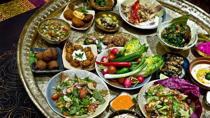 Кухня в Дубае