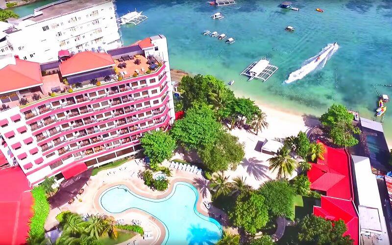 Курорт Себу
