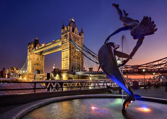 Лондон, Англія