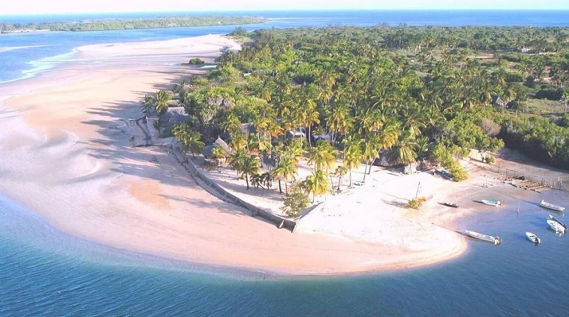 Острів Ламу