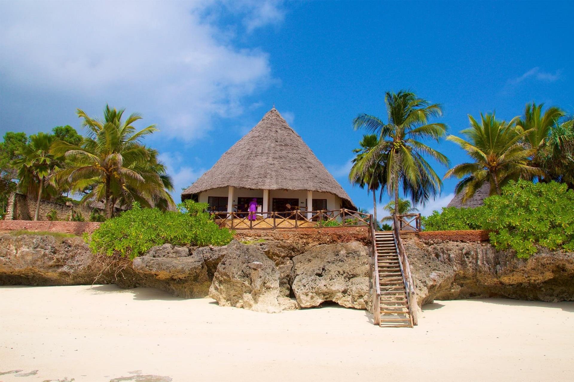 Отдых на острове Занзбар