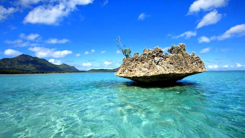 Северное побережье острова Маврикий