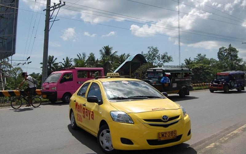 Транспорт на Філіппінах