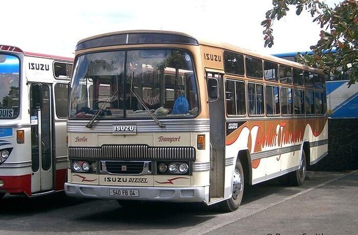Транспорт на острове Маврикий