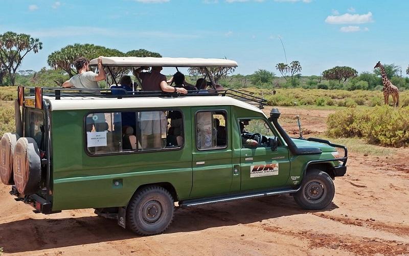 Транспорт в Кенії