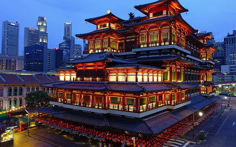 Відпочинок в Сінгапурі