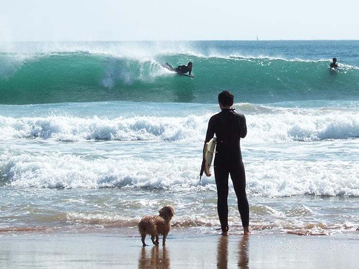 Атлантическое побережье, Португалия