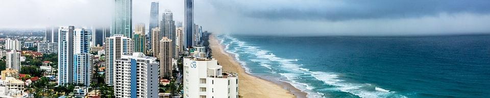 Gold Coast, Австралия, Кливленд