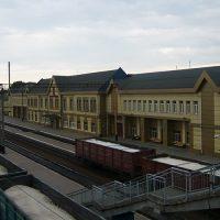 С 18 января начали движение поезда Харьков - Покровск