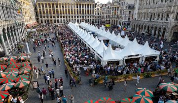 Бельгия зовёт на пивной фестиваль
