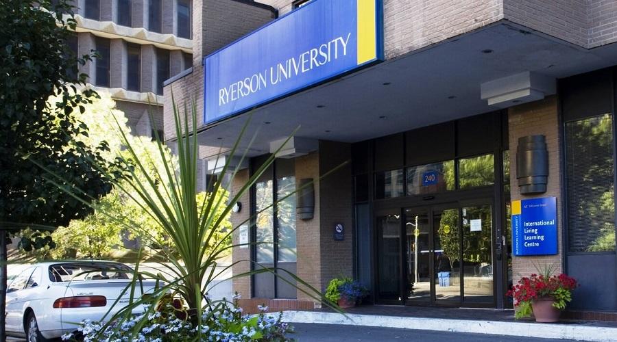 Изучение языка в Раерсон университет
