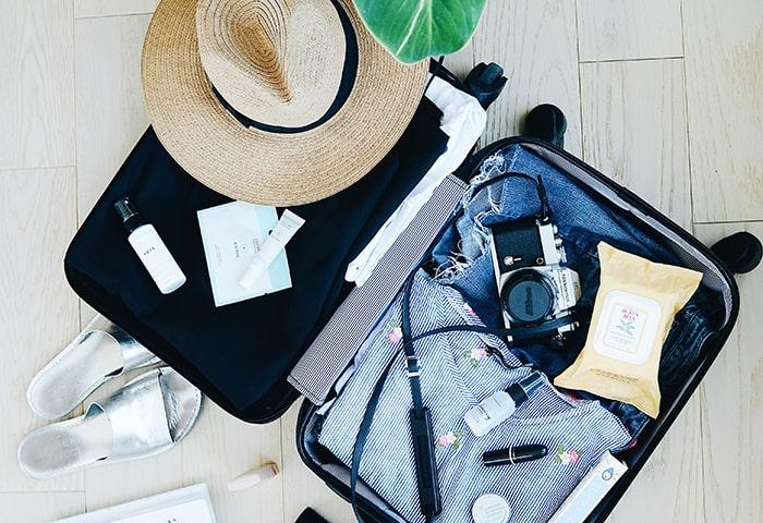 собрать чемодан без перевеса