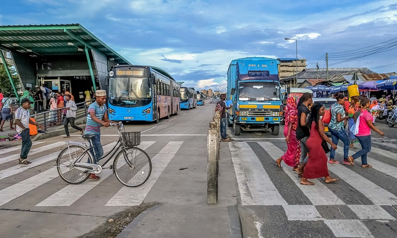 Транспорт Танзании
