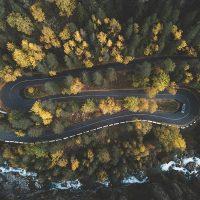 12 кращих маршрутів для подорожі на автомобілі