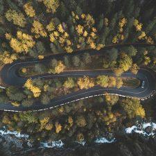 Лучшие маршруты для путешествия на автомобиле