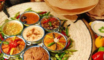 Кухня Шарм-эль-Шейха