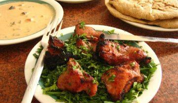 Кухня в Хургаде