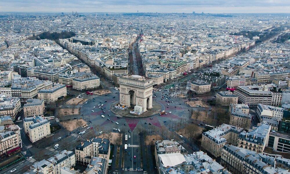 Тур в Париж на автобусе