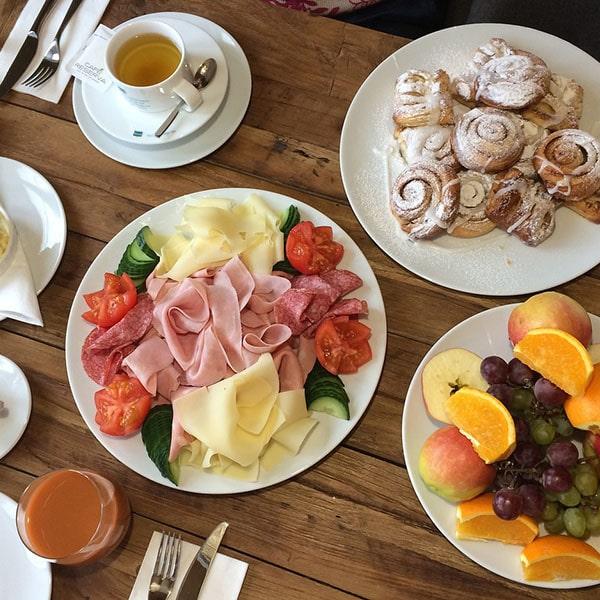 Види харчування в готелі