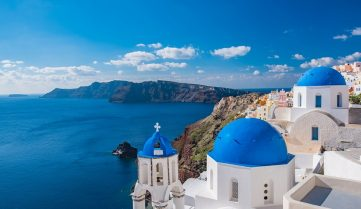 Греція: відпочинок
