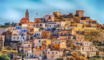 Відпочинок на островах Греції