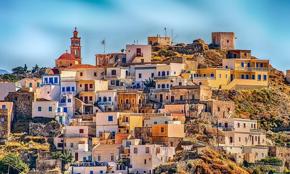 Отдых на островах Греции