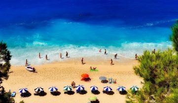 Відпочинок з дітьми в Греції