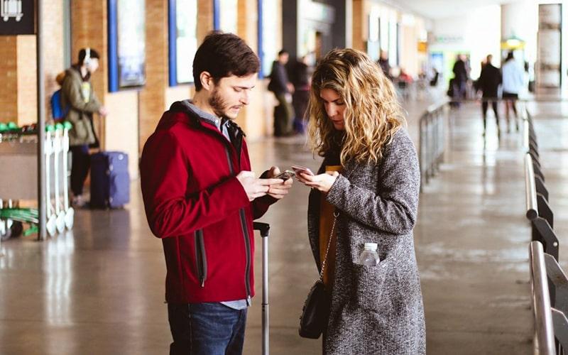 реєструйтеся онлайн на транзитний рейс