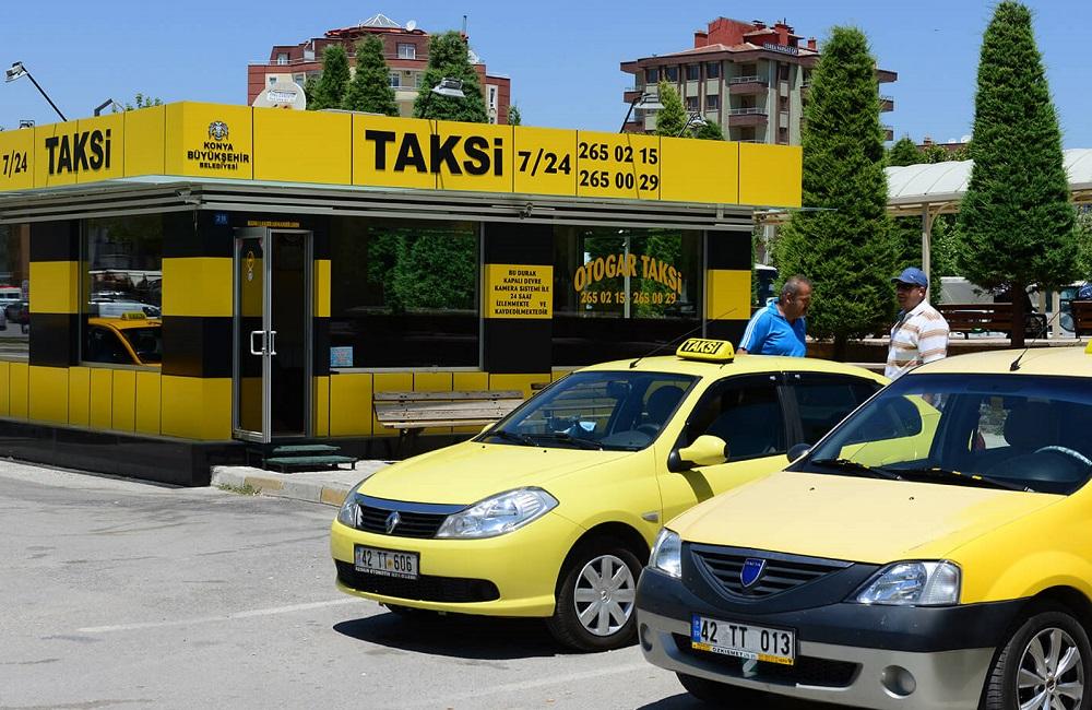 Транспорт Турции