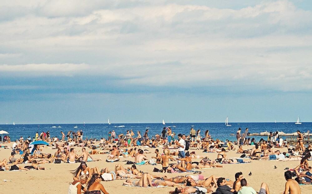 Барселона туризм
