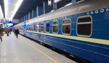 З Дніпра запущені безпересадні вагони в Перемишль