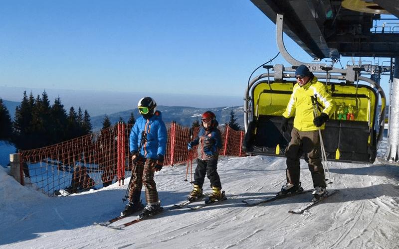 Лыжные курорты Польши