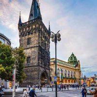 Автобусные туры в Прагу