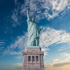 Правила посещений американской Статуи Свободы