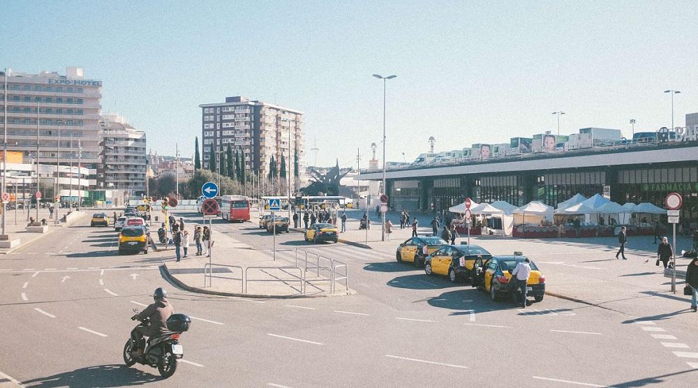 Транспорт Барселоны