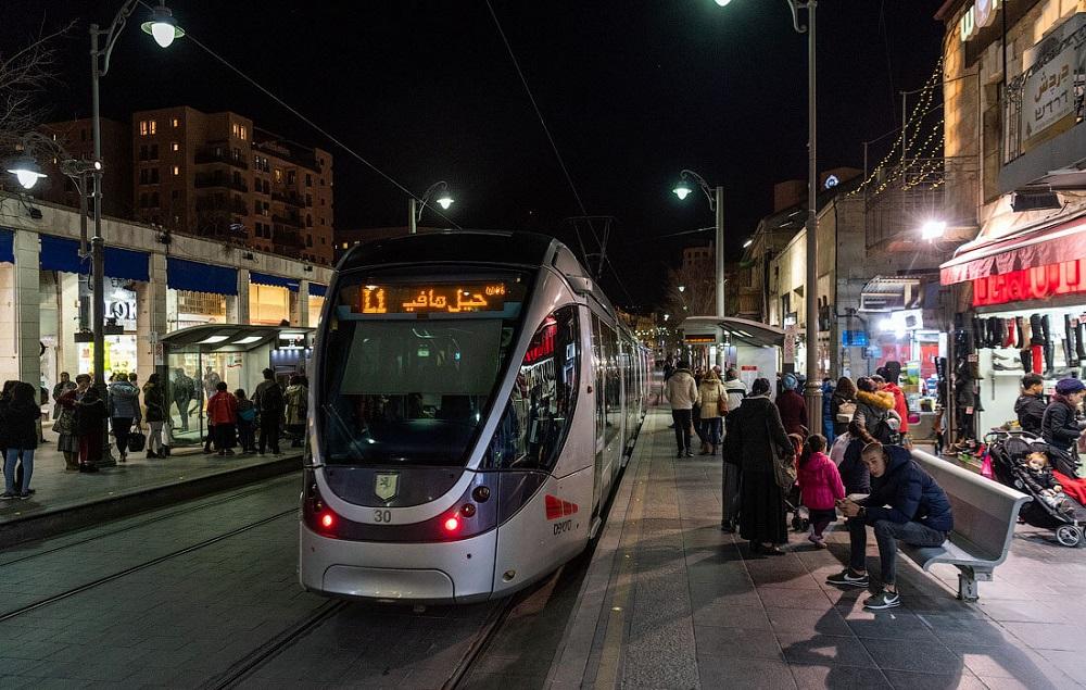 Транспорт Израиля
