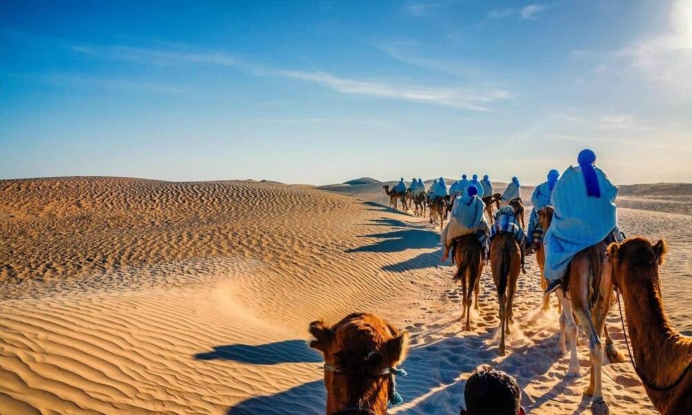 Тур на двоих в Тунис