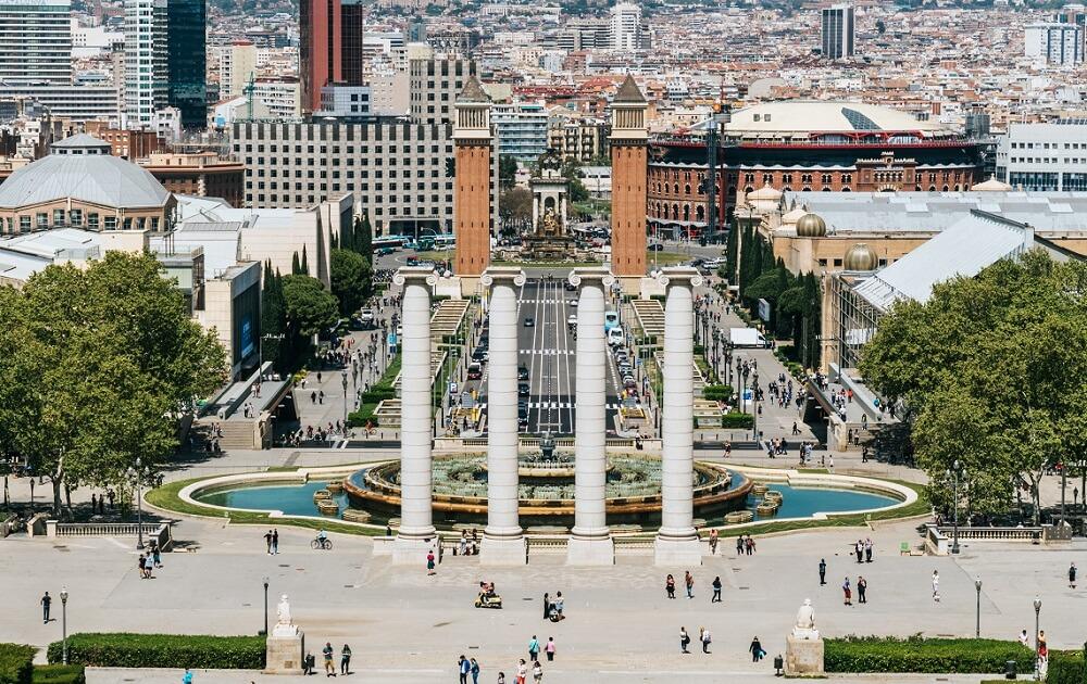 Тур в Барселону