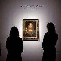 У Луврі відкривається масштабна виставка, присвячена Да Вінчі