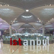 Новый аэропорт Стамбула – один из самых больших