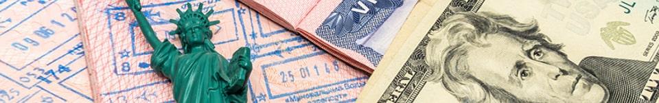 цена деловой визы в США