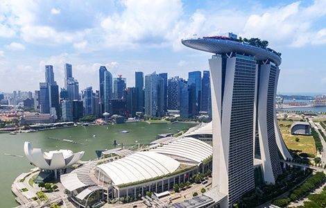 """Семинар Тони Роббинса """"Раскрой свой скрытый потенциал"""" в Сингапуре"""