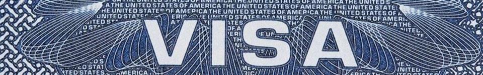 Рабочая виза в США виды