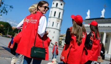 Вільнюс пропонує ексклюзивні авторські екскурсії від місцевих жителів