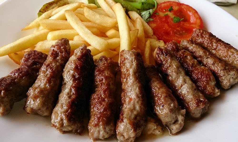 Кухня в Черногории
