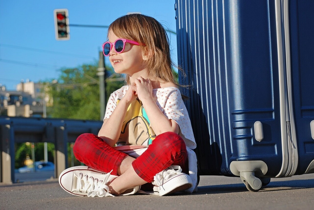 Правила проезда для детей Фликсбас